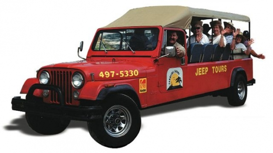 Carolina Safari Jeep Tours Myrtle Beach Sc